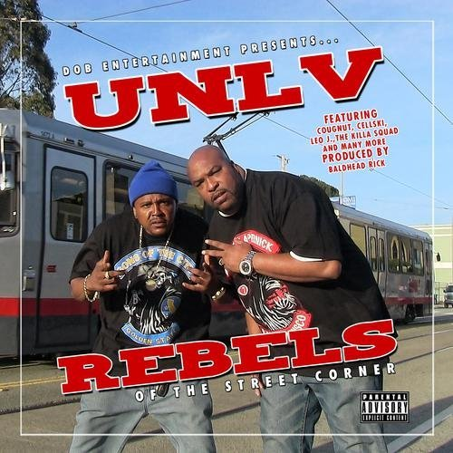 Unlv Rebels Of The Street Corner Explicit Version
