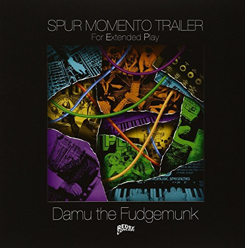 Damu The Fudgemunk Spur Momento Trailer Double Colored Vinyl