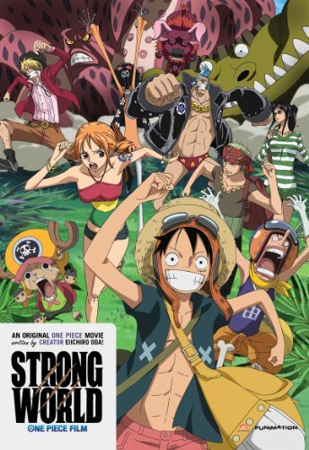 One Piece Strong World DVD Nr Ws