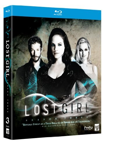 Lost Girl Season 3 Blu Ray Tv14
