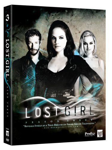 Lost Girl Season 3 DVD Tv14