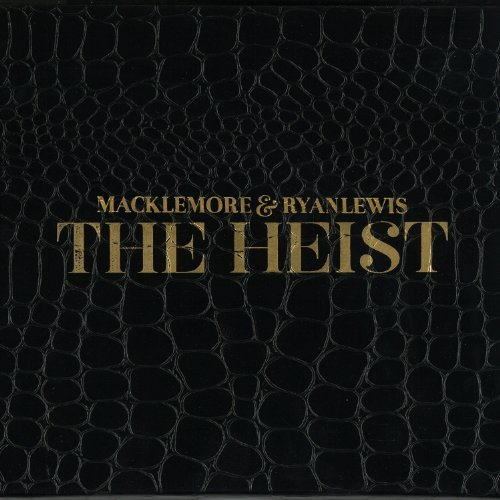 Macklemore & Ryan Lewis Heist Deluxe Ed. Lmtd Ed. 180gm 2 Lp Incl. Download Card