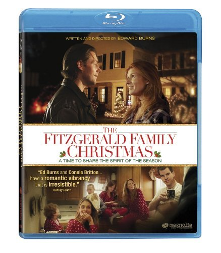 Fitzgerald Family Christmas Burns Britton Blu Ray Pg13 Ws