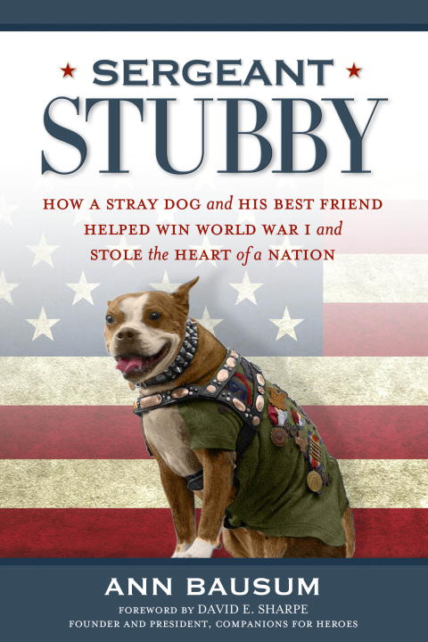 Ann Bausum Sergeant Stubby How A Stray Dog And His Best Friend Helped Win Wo