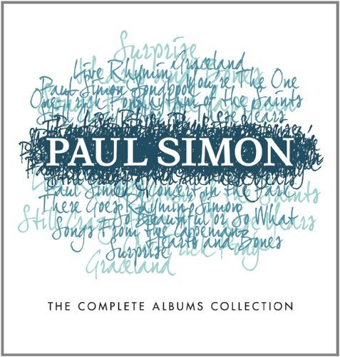 Paul Simon Complete Album (box Set)