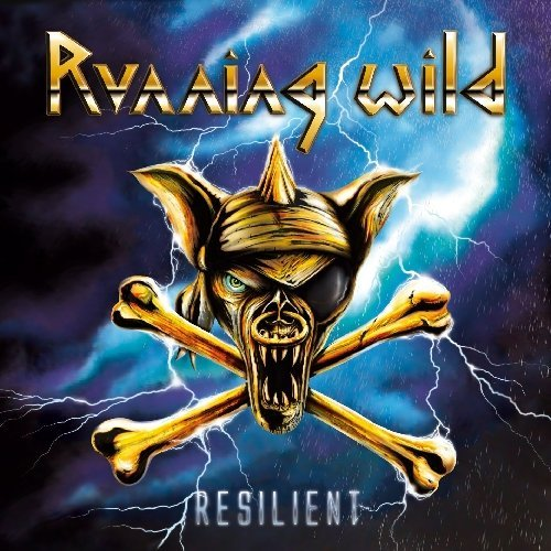 Running Wild Resilient 2 Lp Incl. CD