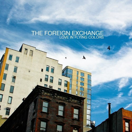 Foreign Exchange Love In Flying Colos