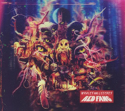 Red Fang Whales & Leeches Deluxe Ed. Digipak