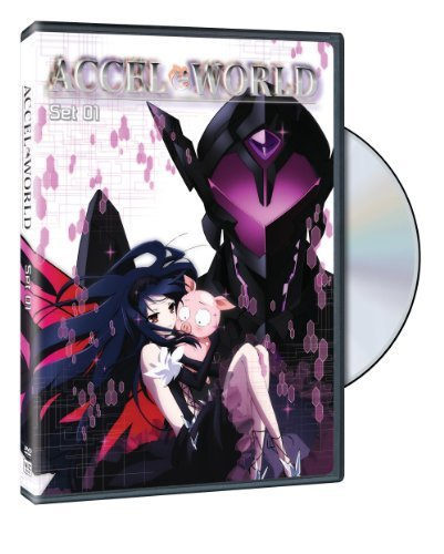 Accel World Set 1 DVD Nr