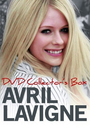 Avril Lavigne DVD Collector's Box Nr