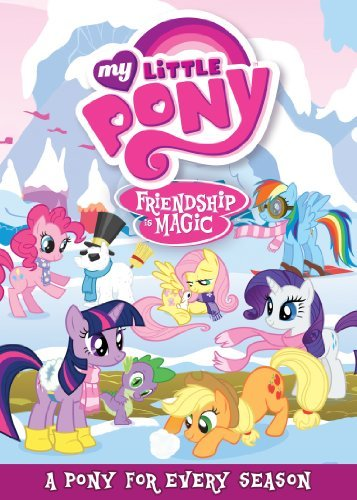 My Little Pony Friendship Is Magic Pony For Every Season Pony For Every Season