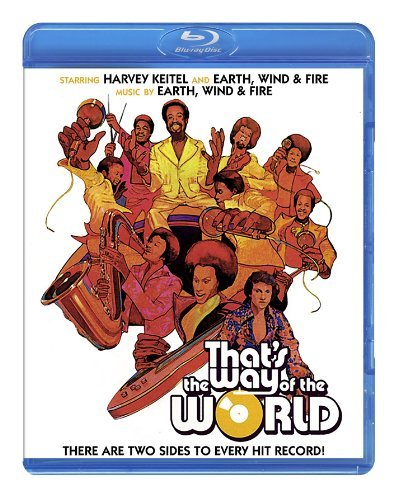 That's The Way Of The World Keitel Earth Wind & Fire Blu Ray Ws