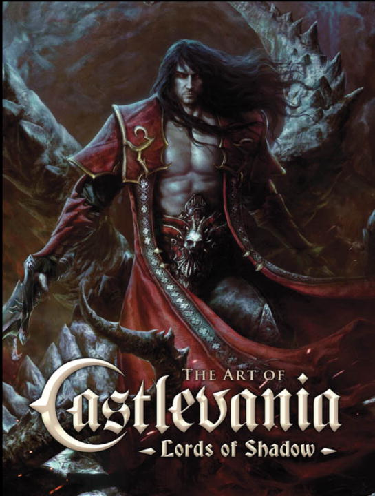 Martin Robinson The Art Of Castlevania Lords Of Shadow