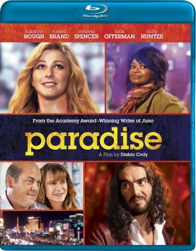 Paradise Hough Offerman Hunter Blu Ray Pg13 Ws