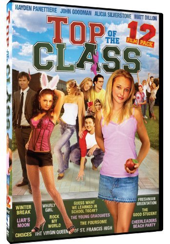 Top Of The Class 12 Movie Coll Top Of The Class 12 Movie Coll Ws R