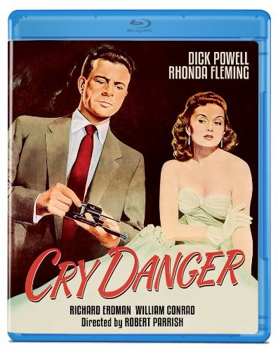 Cry Danger (1951) Powell Fleming Blu Ray Nr Ws