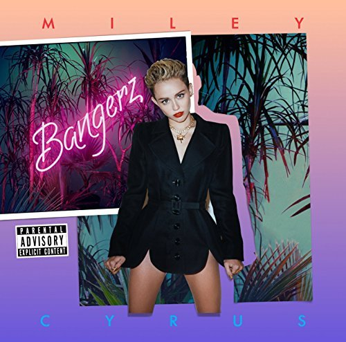 Miley Cyrus Bangerz Explicit Version Deluxe Ed.