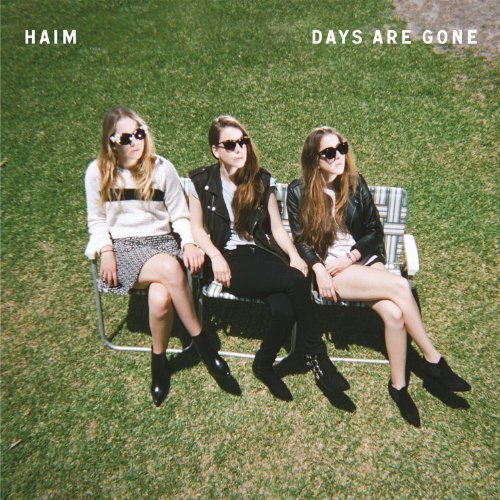 Haim Days Are Gone 2 Lp Incl. Download Insert
