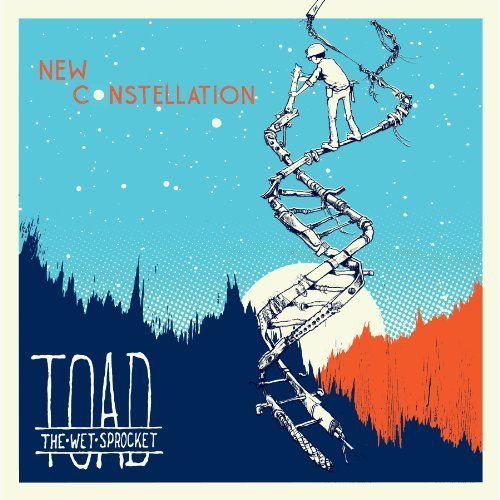 Toad The Wet Sprocket New Constellation Digipak Poster