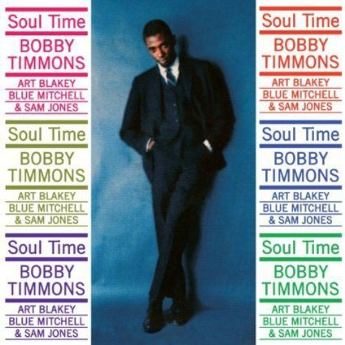 Bobby Timmons Soul Time Import Gbr
