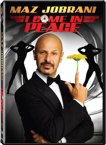 Maz Jobrani I Come In Peace Nr Ws