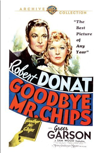 Goodbye Mr. Chips Goodbye Mr. Chips Made On Demand Nr