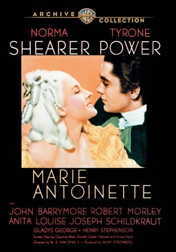 Marie Antoinette Shearer Barrymore Morley Glady Made On Demand Nr