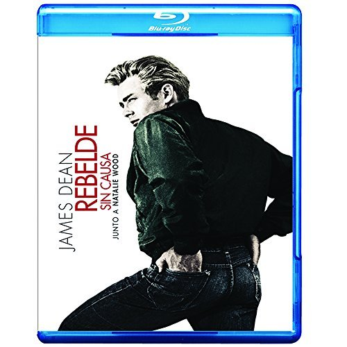 Rebel Without A Cause Dean Wood Blu Ray Pg13