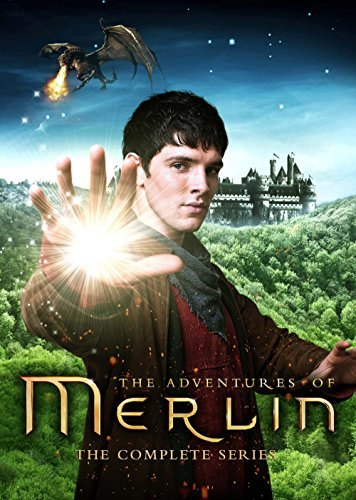 Merlin Complete Series DVD Nr