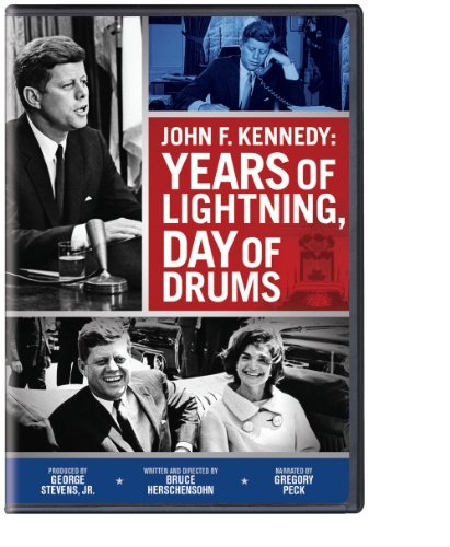 Years Of Lightning Day Of Drum Kennedy John F. Nr
