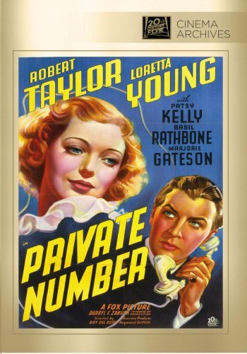 Private Number Private Number DVD R Bw Nr