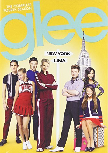 Glee Season 4 DVD Nr