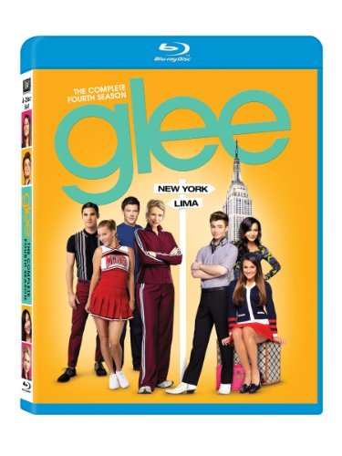 Glee Season 4 Blu Ray Nr