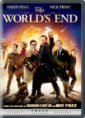 World's End Pegg Frost R