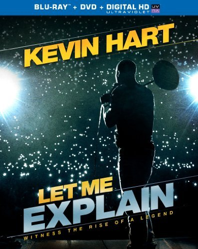 Kevin Hart Let Me Explain Blu Ray Ws R DVD