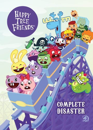 Happy Tree Friends Complete Disaster DVD Nr Ws