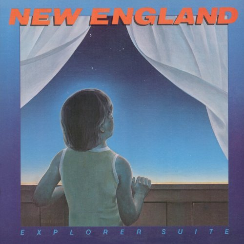 New England Explorer Suite Incl. Booklet