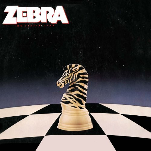 Zebra No Tellin Lies Incl. Booklet