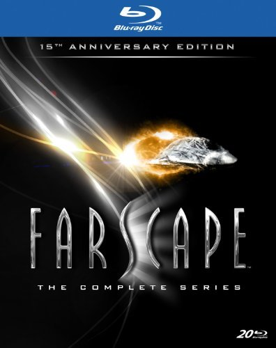 Farscape Complete Series Blu Ray Ws Nr 20 Br