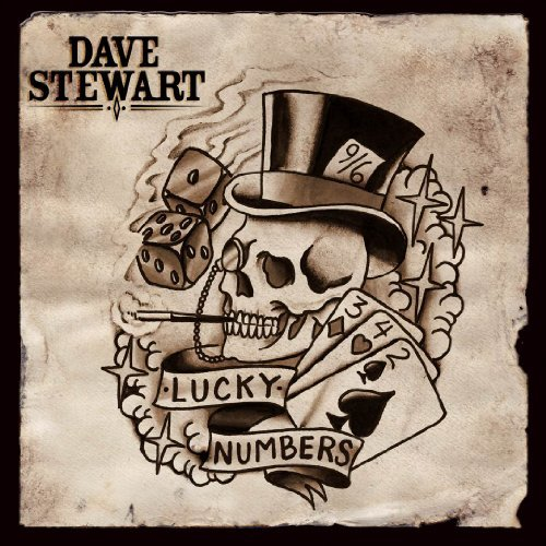 Dave Stewart Lucky Numbers Digipak Booklet