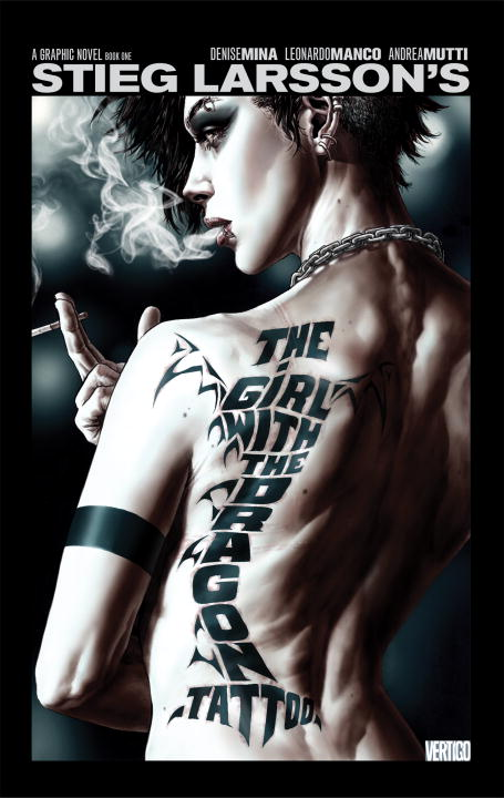 Andrea Mutti The Girl With The Dragon Tattoo
