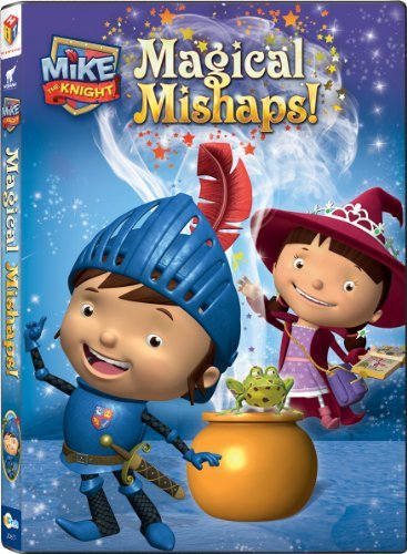 Magical Mishaps Mike The Knight Nr