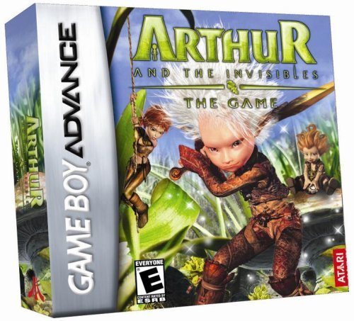 Gba Arthur & The Invisibles