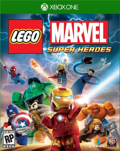 Xbox One Lego Marvel Super Heroes Whv Games