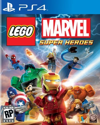 Ps4 Lego Marvel Super Heroes Whv Games