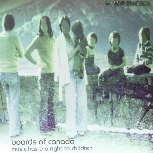 Boards Of Canada Music Has The Right To Childre 140gm Vinyl 2 Lp Incl. Download