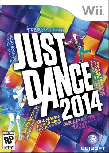Wii Just Dance 2014 Ubisoft E10+