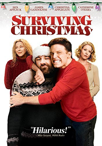 Surviving Christmas Affleck Applegate Gandolfini DVD Nr