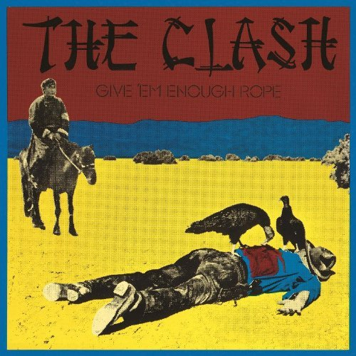 Clash Give 'em Enough Rope (remaster Remastered CD Mini Jacket