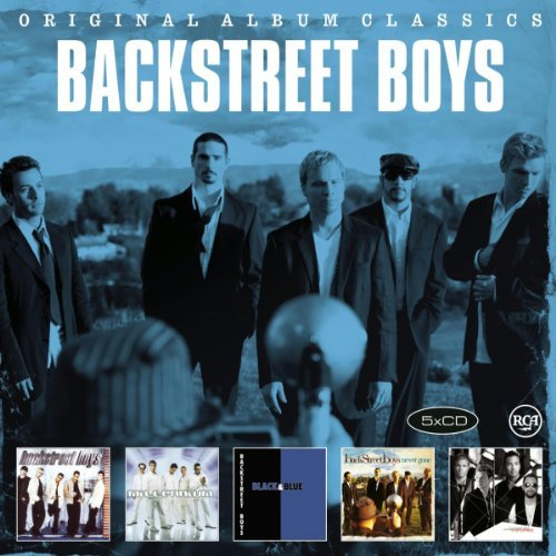 Backstreet Boys Original Album Classics Import Eu